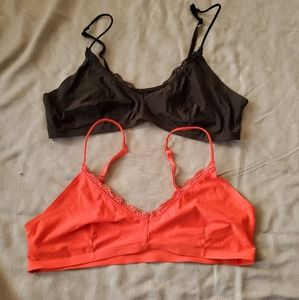 Out From Under Bralette Bundle Size Large